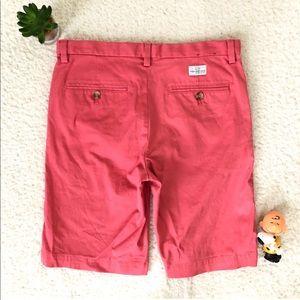 Vineyard Vines Coral Shorts Boys Size 14